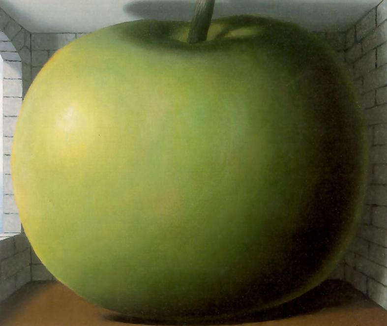 """""""Le Beau Monde"""" René Magritte /surrealisme  [peinture] 5067"""